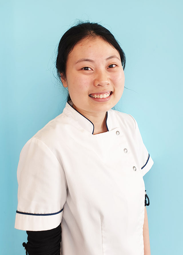 Dr Irene Jin